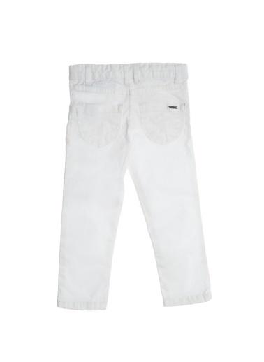 Losan Pantolon Beyaz